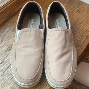 Timberland Earth Keepers Canvas Slip On Sneakers